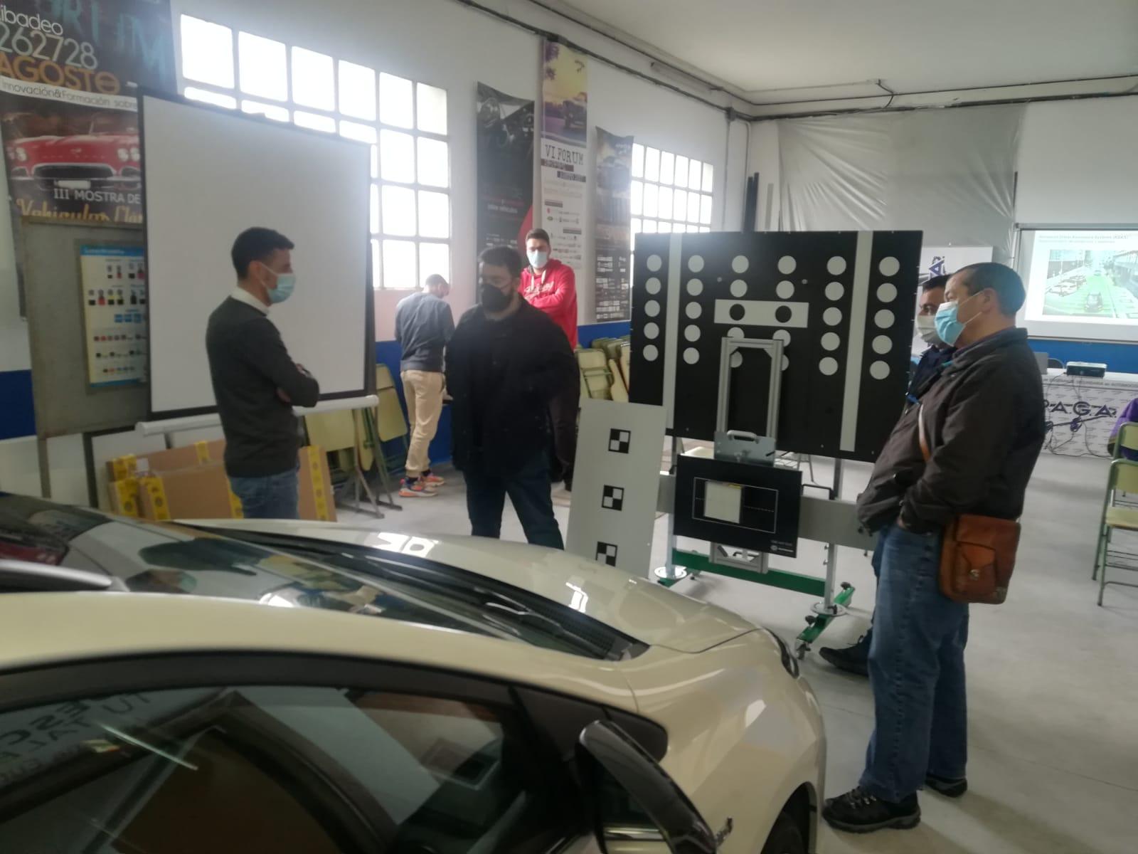 Novo curso de Apaga en Ribadeo, nesta ocasión de asistencia á condución