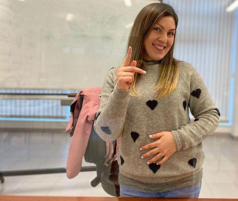 Lingua de signos na Academia A Mariña