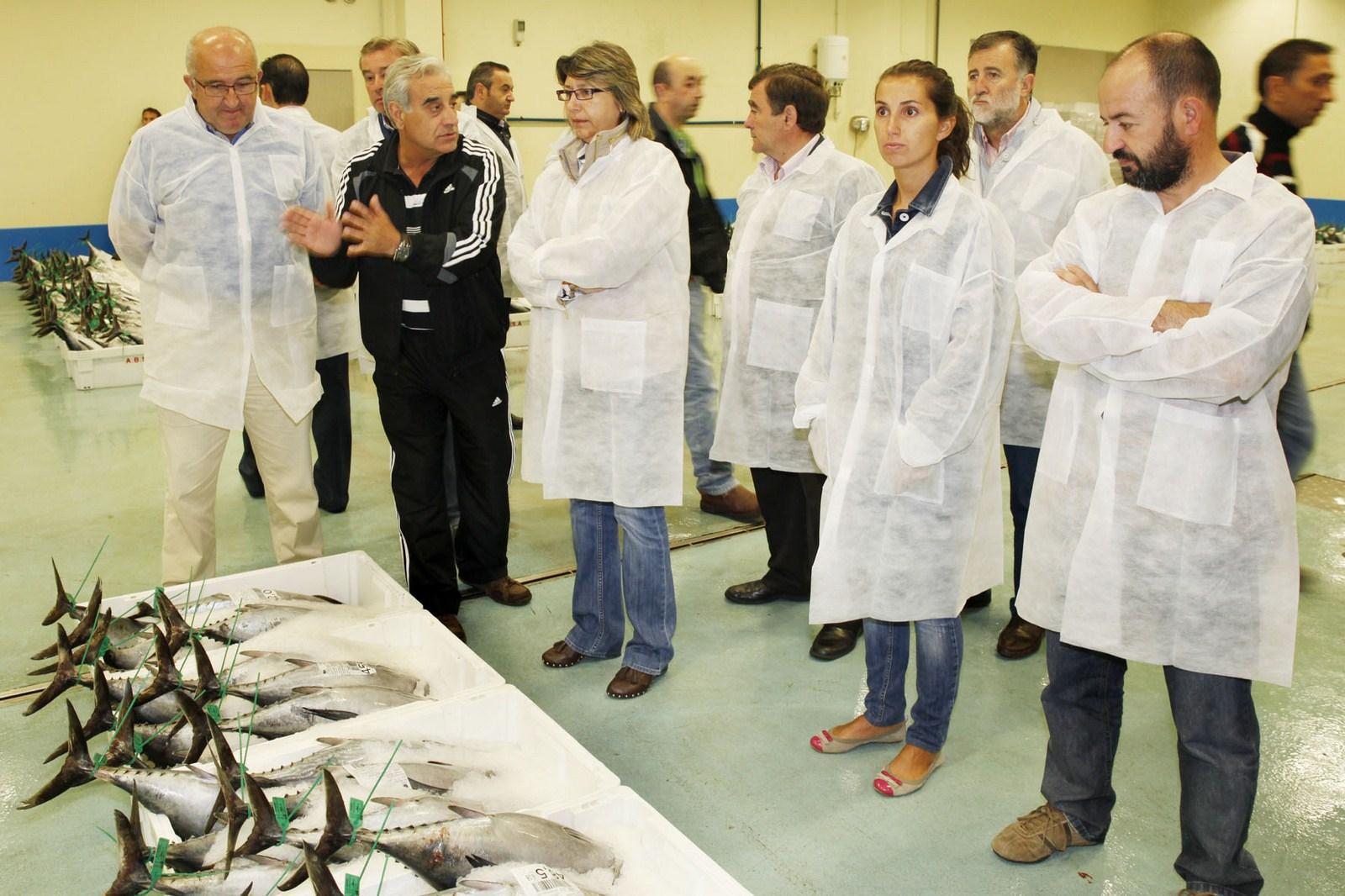 As vendas de peixe nas lonxas galegas mantivéronse en 2020 malia as dificultades ante a alerta sanitaria polo coronavirus