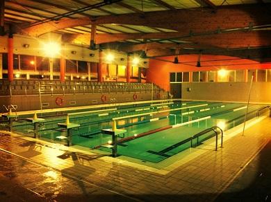 Cursos de natación para nenxs de Viveiro
