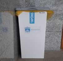 A Concelleria de Medio Ambiente de Foz inicia a recollida selectiva de tapóns de plastico para unha mellor xestión dos residuos no Concello