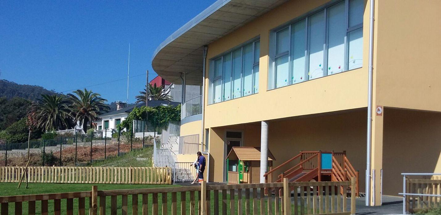 Aberto o prazo de inscrición nas escolas infantís A Galiña Azul de Burela