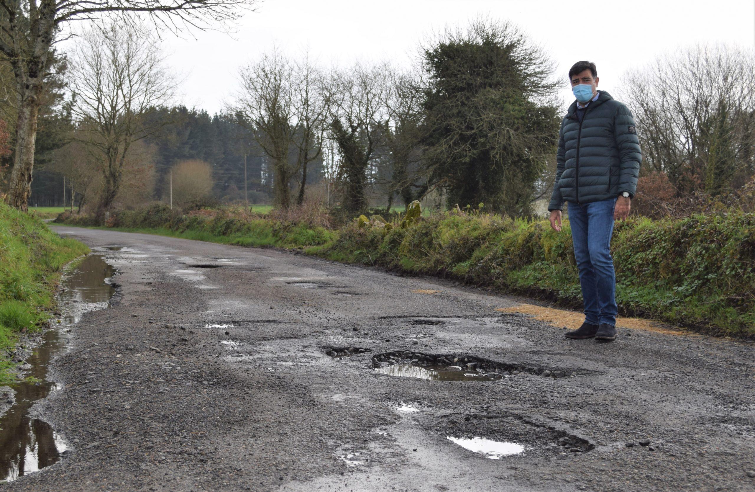 O PP defenderá no pleno deste martes un plan de mellora das estradas da rede viaria provincial