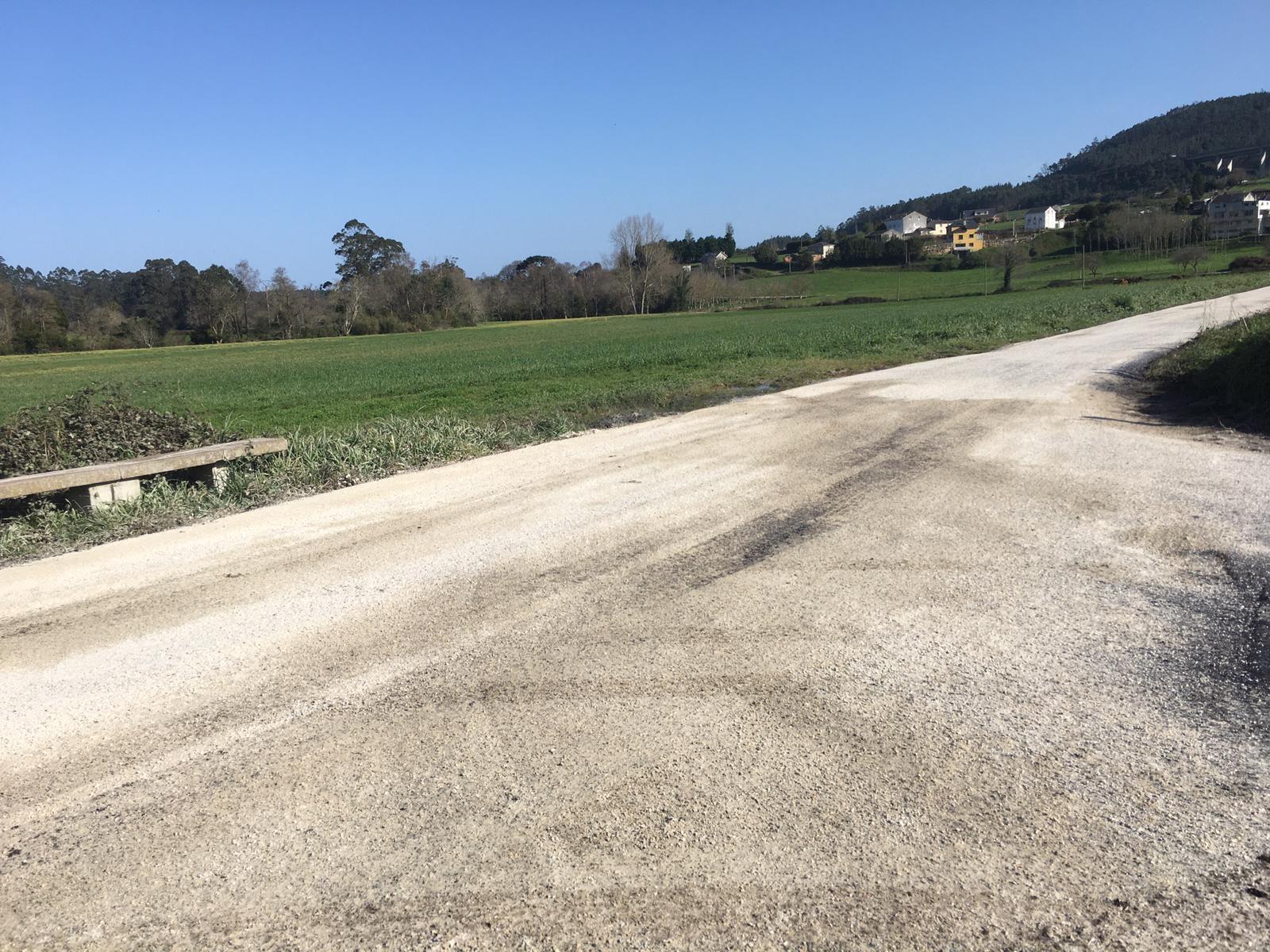 Retónmase as obras de mellora e arranxos en vías municipais barreirenses