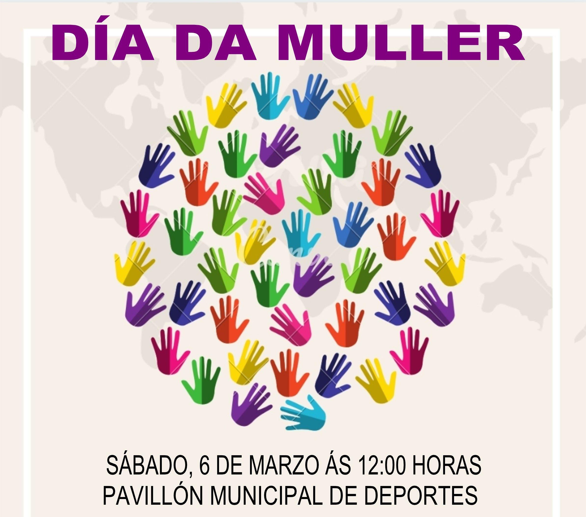 Celebración do Día da Muller no Concello de Xove