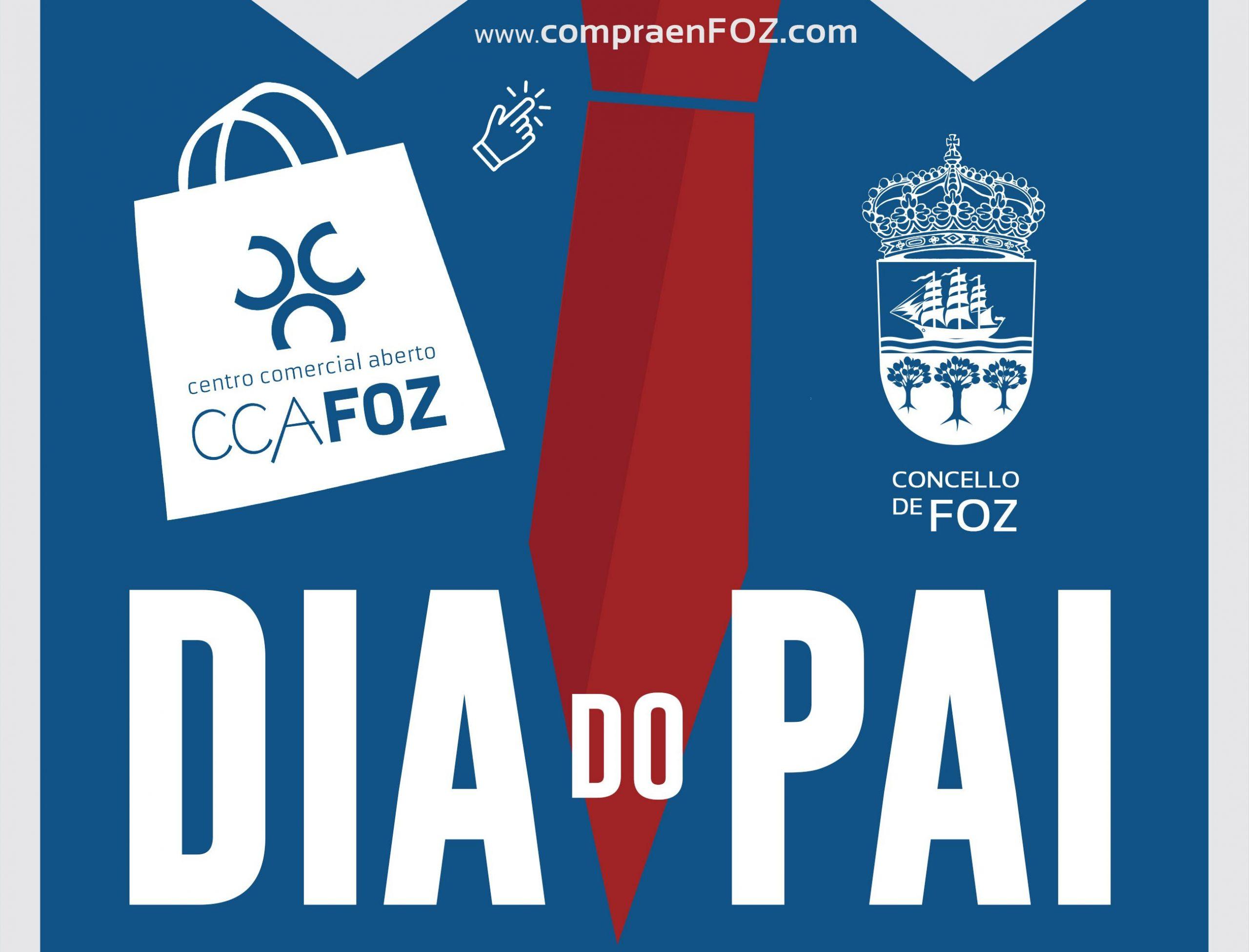 1000€ en xogo na campaña do Día do Pai da Acia Foz-CCA