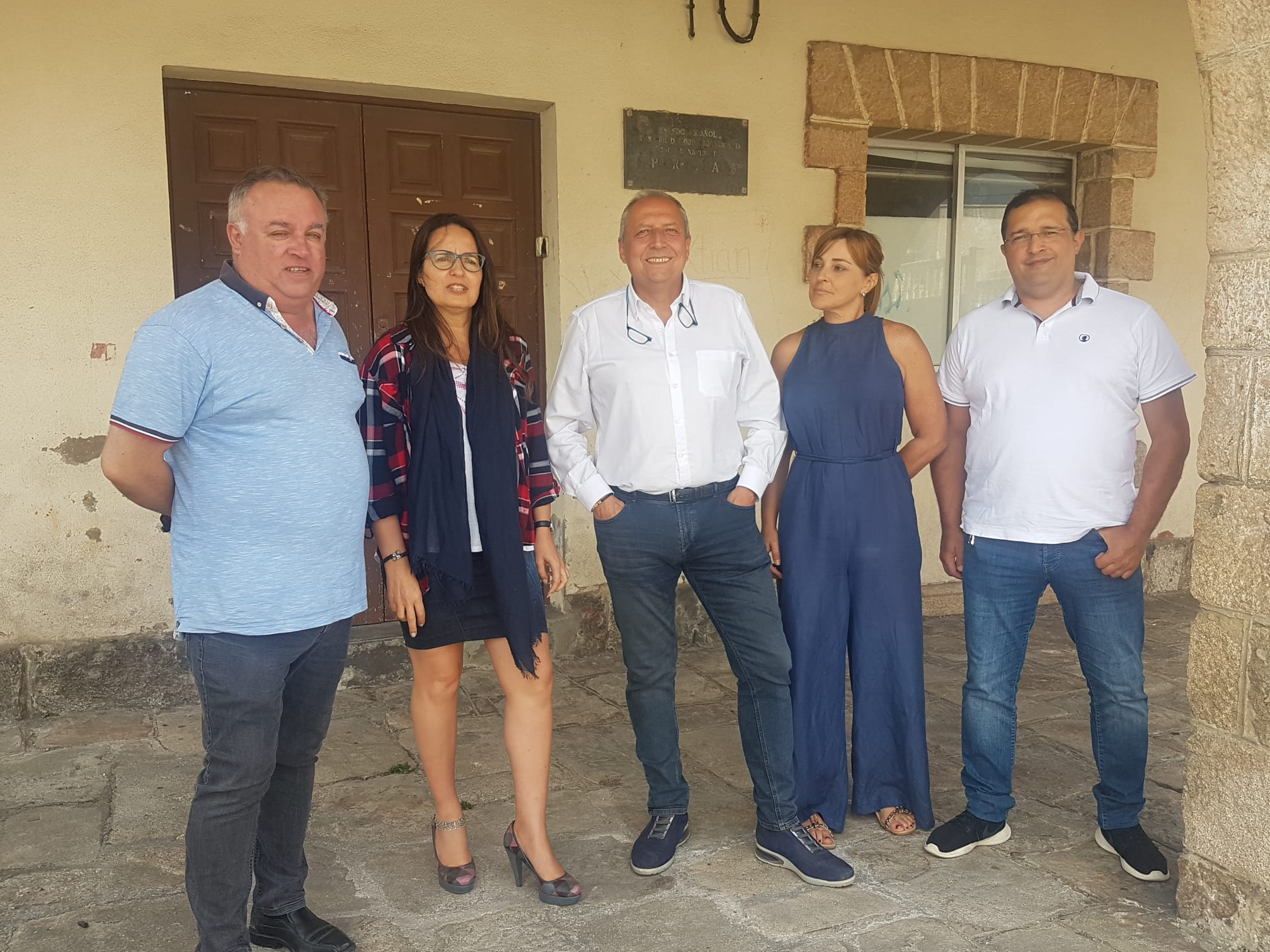 O PP de Viveiro pide solucións para facilitar local a ASPANANE