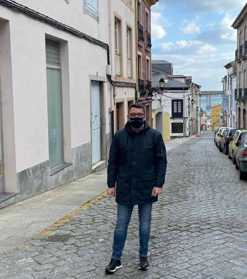 Máis de 400.000€ para axudas á rehabilitación de vivendas nas ARI de Rinlo e do casco histórico de Ribadeo