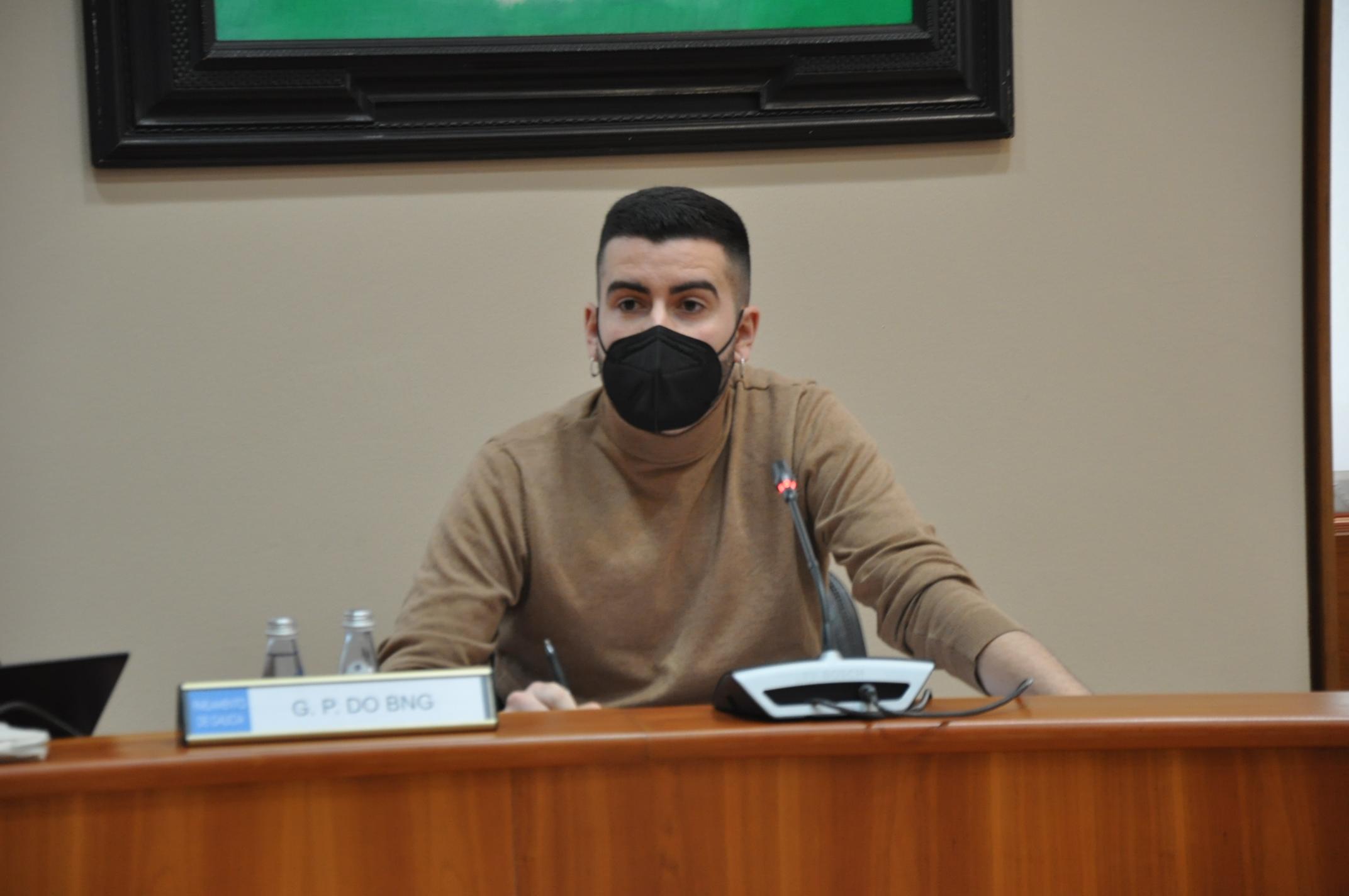 O BNG acada no Parlamento o compromiso do Sergas para cubrir as vacantes de cardioloxía na comarca da Mariña