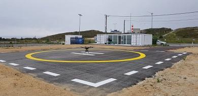 O Centro Experimental de Áncora acolle este xoves unha demostración sobre xestión forestal con drons