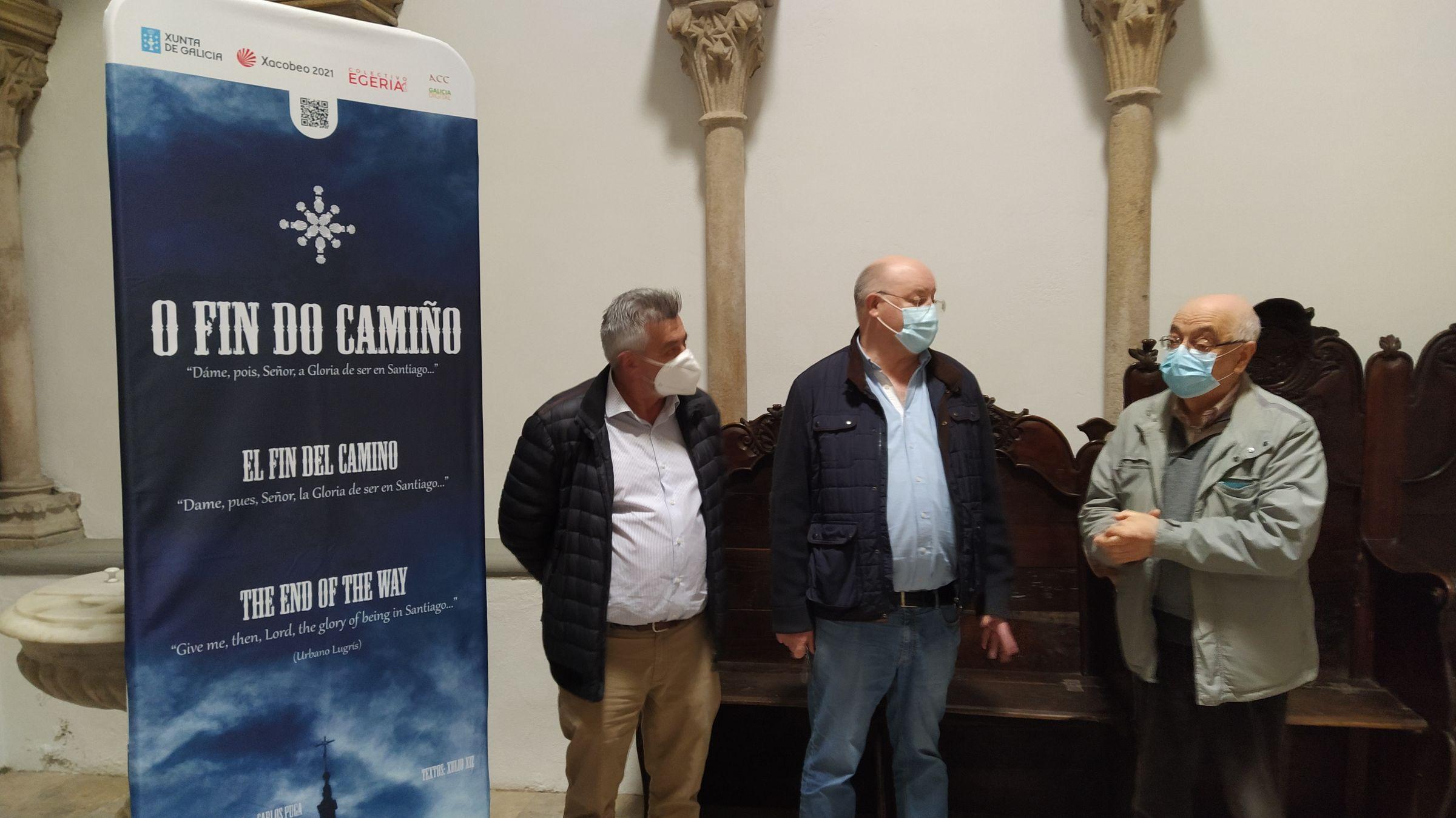 """""""O Fin do Camiño"""" en Ribadeo"""