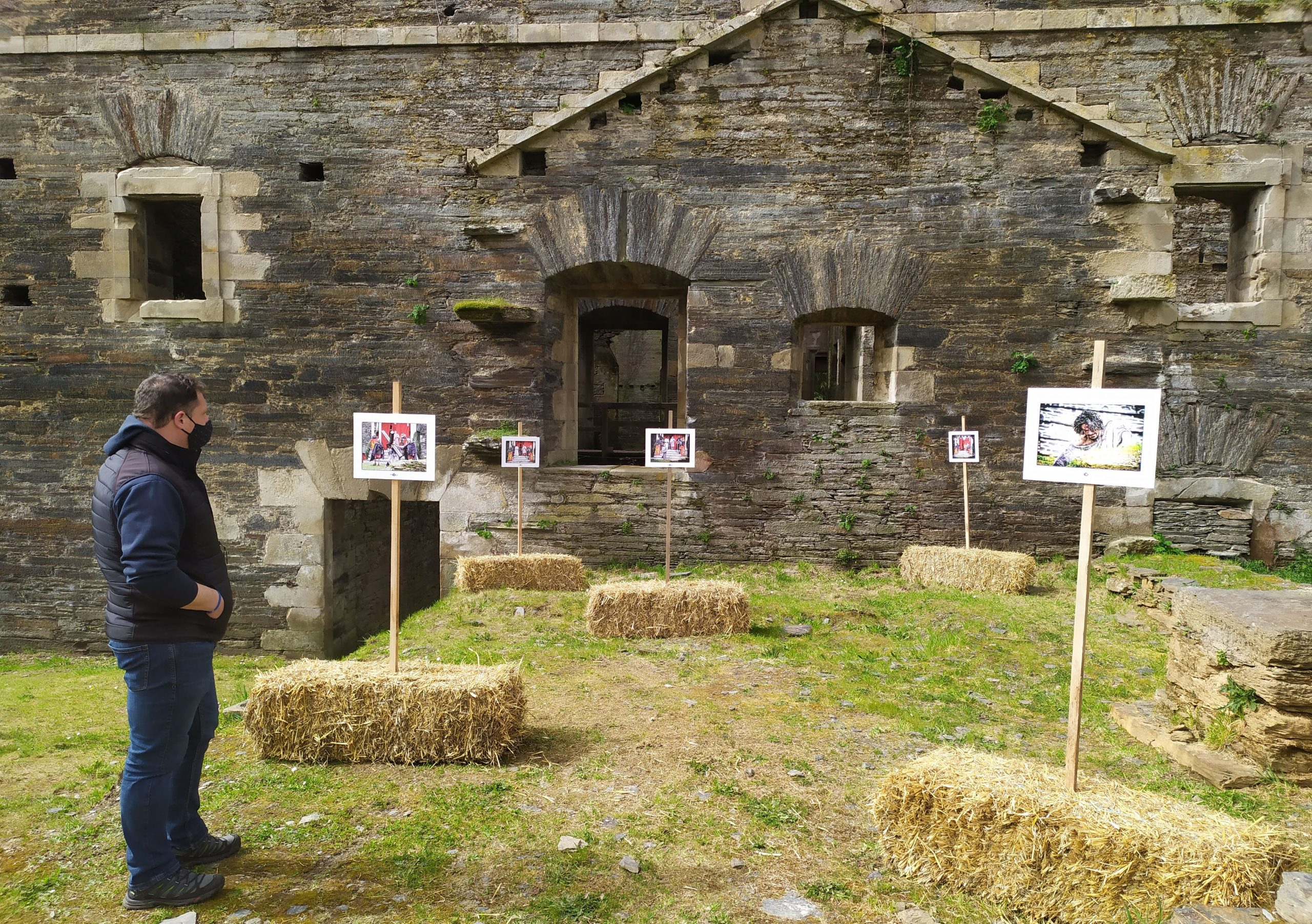 Sen Vía Crucis Vivente tampouco este ano en Villanueva de Oscos