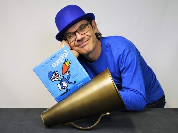 Paco Nogueiras presenta este sábado o espectáculo musical Extra na Casa da Cultura de Burela
