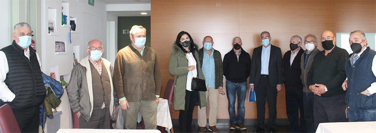 O Grupo Municipal do PP de Barreiros traballa para conseguir o apoio da Xunta para importantes proxectos no municipio