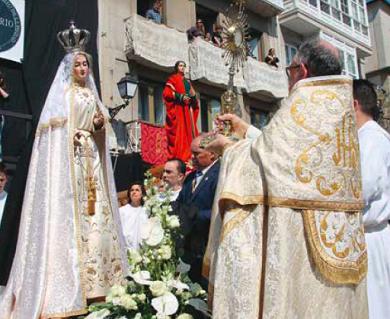 Outra Semana Santa sen procesións en Viveiro