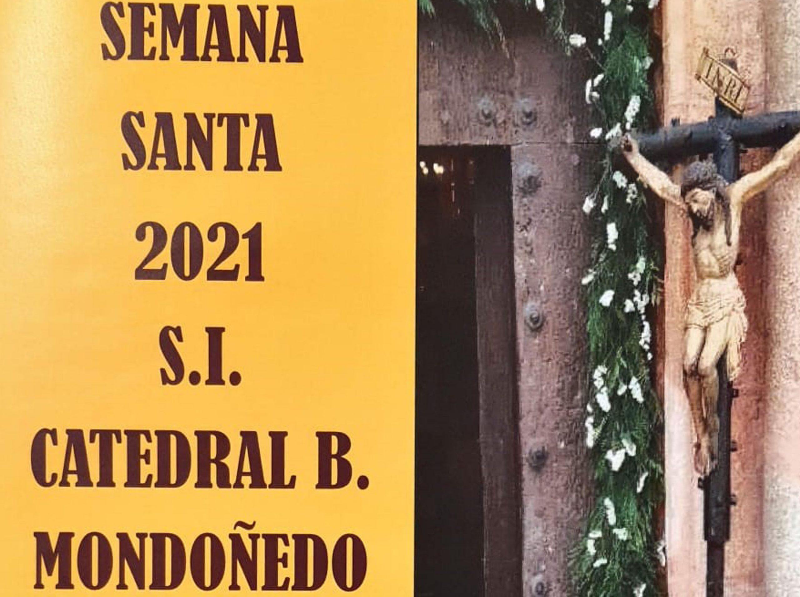 A Semana Santa de Mondoñedo, de Interese Turístico Galego, mantén os actos litúrxicos