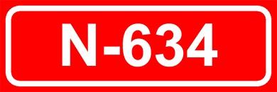 O Concello de Mondoñedo reitera a necesidade de arranxo da N-634