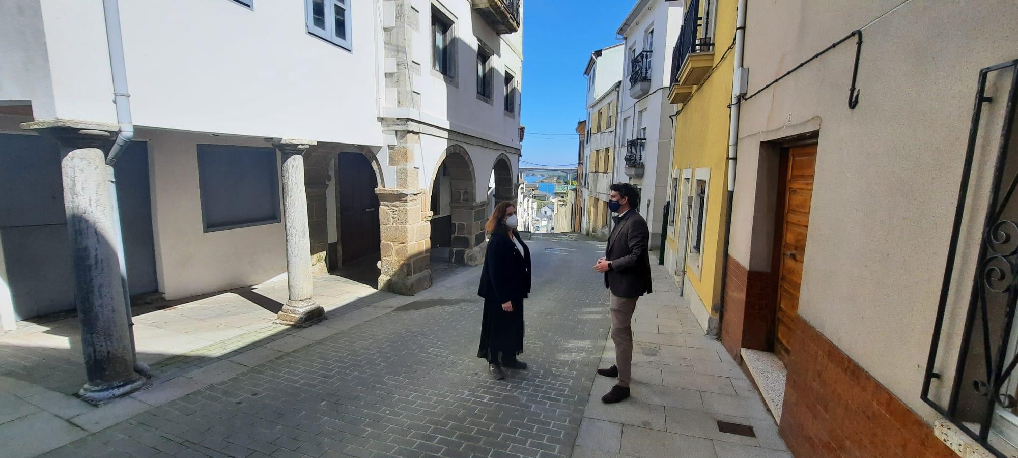 Novas axudas para vivendas de cascos históricos de Ribadeo, Mondeñedo, Viveiro e Lourenzá