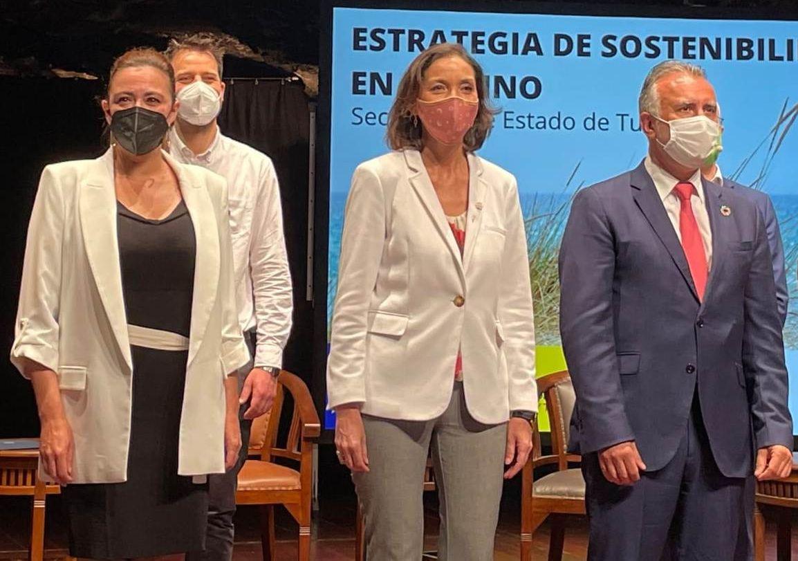 Presentación en Lanzarote da Estratexia de Sostibilidade Turística en Destino
