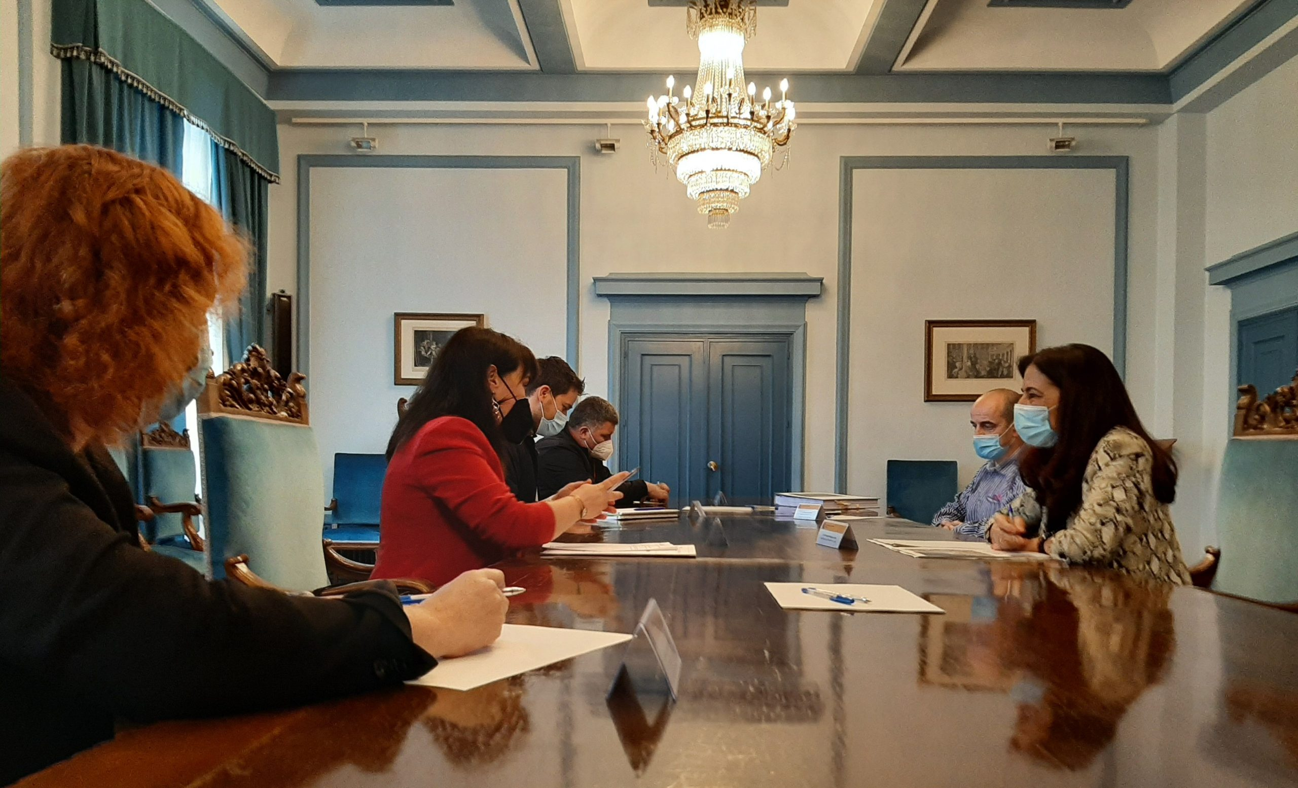 O Goberno estudará con atención os argumentos que expoñan os concellos ao proxecto de rexeneración da praia de Altar
