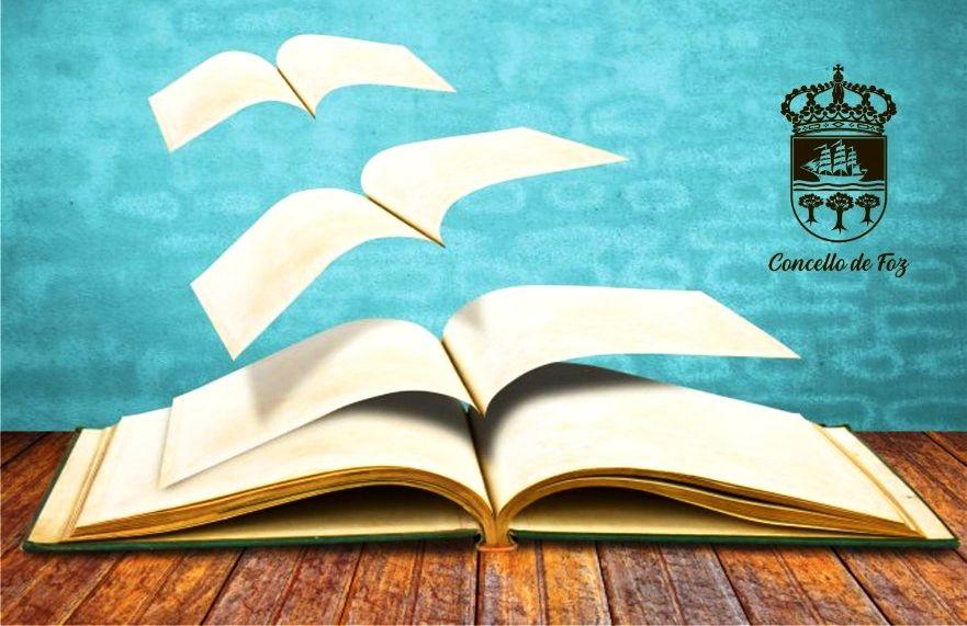 Múltiples actos para celebrar en Foz o Día do Libro