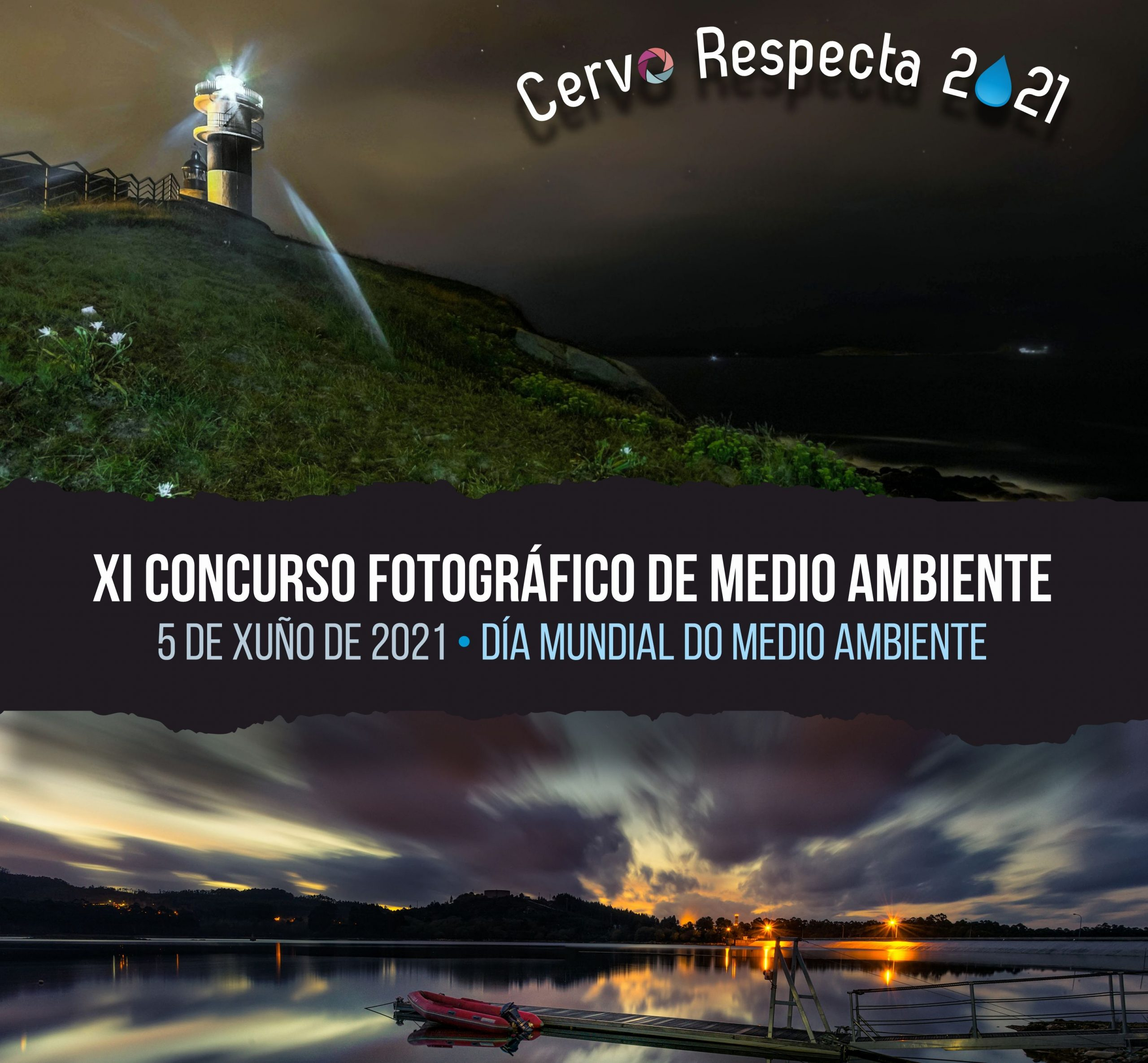 "Convocado o XI Concurso Fotográfico de medio ambiente ""Cervo Respecta"""