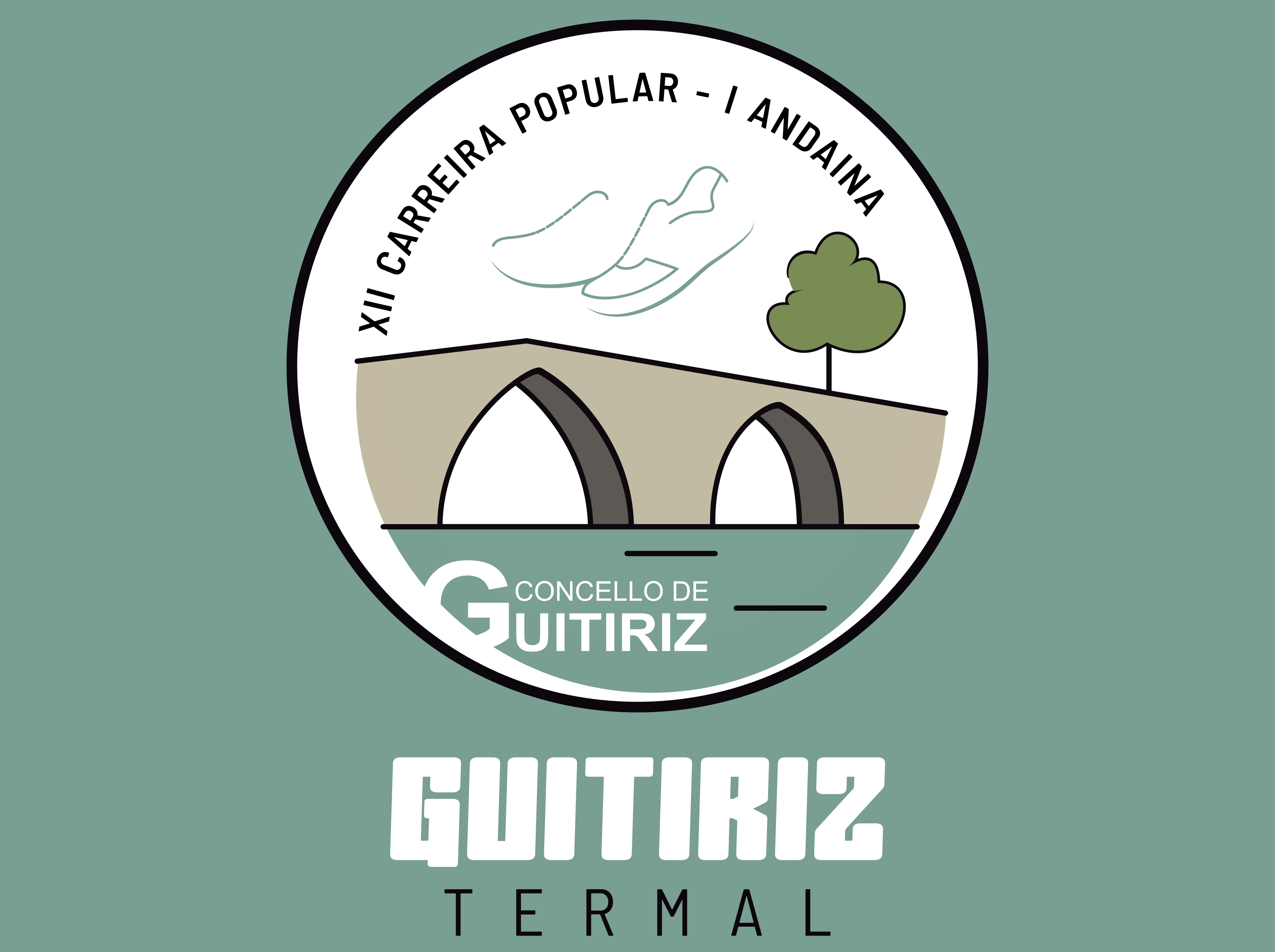Segunda carreira virtual Guitiriz Termal