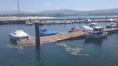 O PPdeG afirma que a Xunta xa iniciou en xuño o expediente de licitación da dragaxe do porto de Tupide en Foz