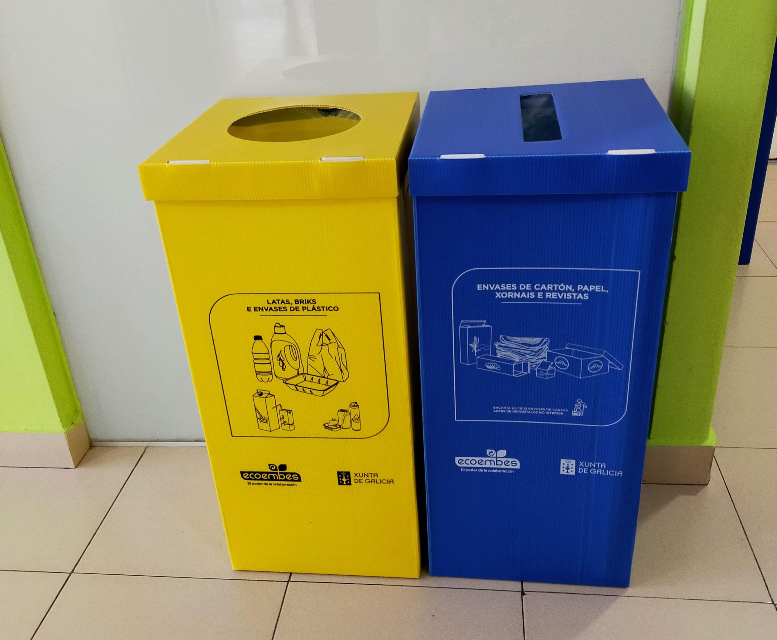 O Concello de Viveiro impulsa nos centros educativos unha campaña de concienciación sobre a importancia da reciclaxe