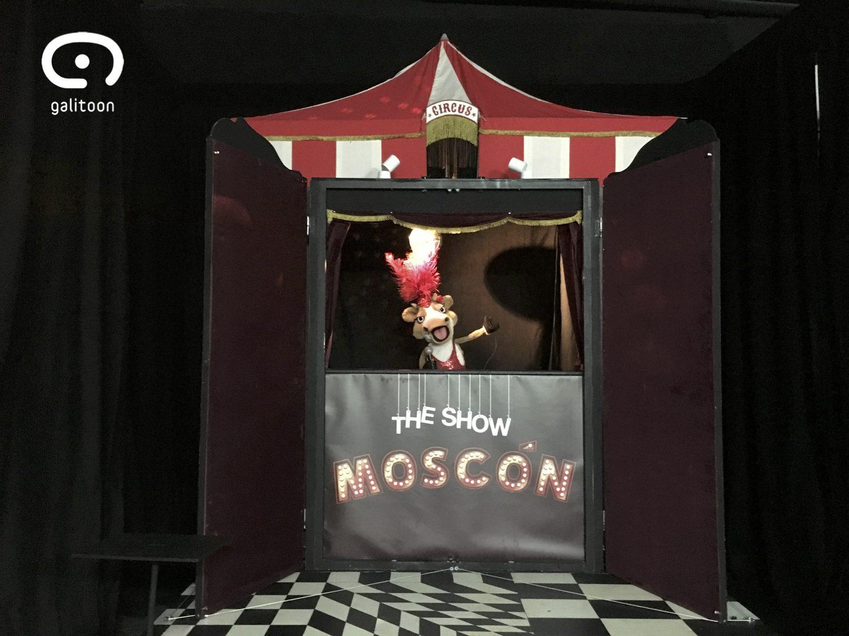 """""""The Show Moscón"""", este sábado en Burela"""