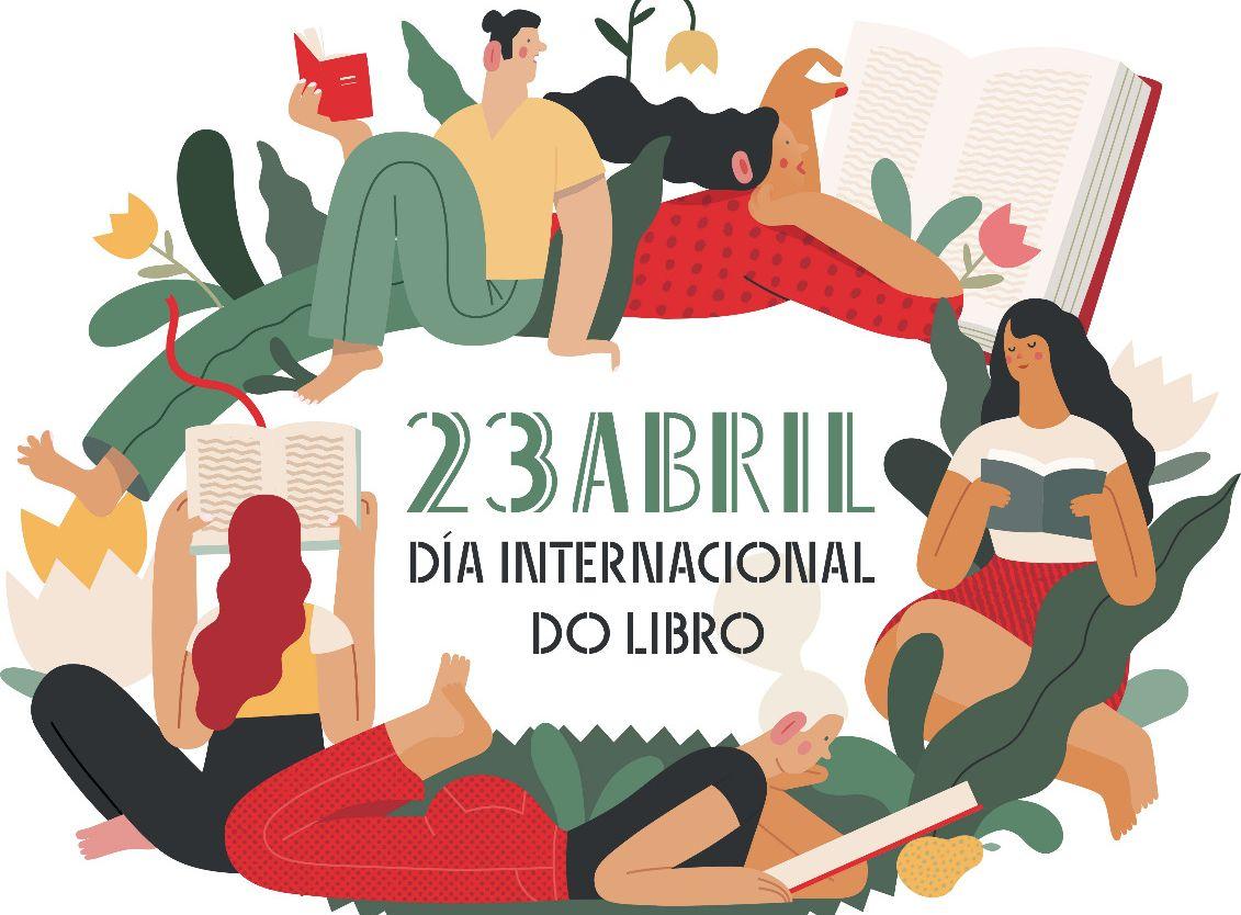Un Día do Libro con actividades para todas as idades en Viveiro
