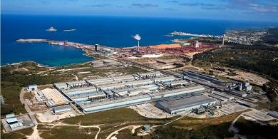 Alcoa e a central das Pontes son os maiores emisores de CO2 en Galicia