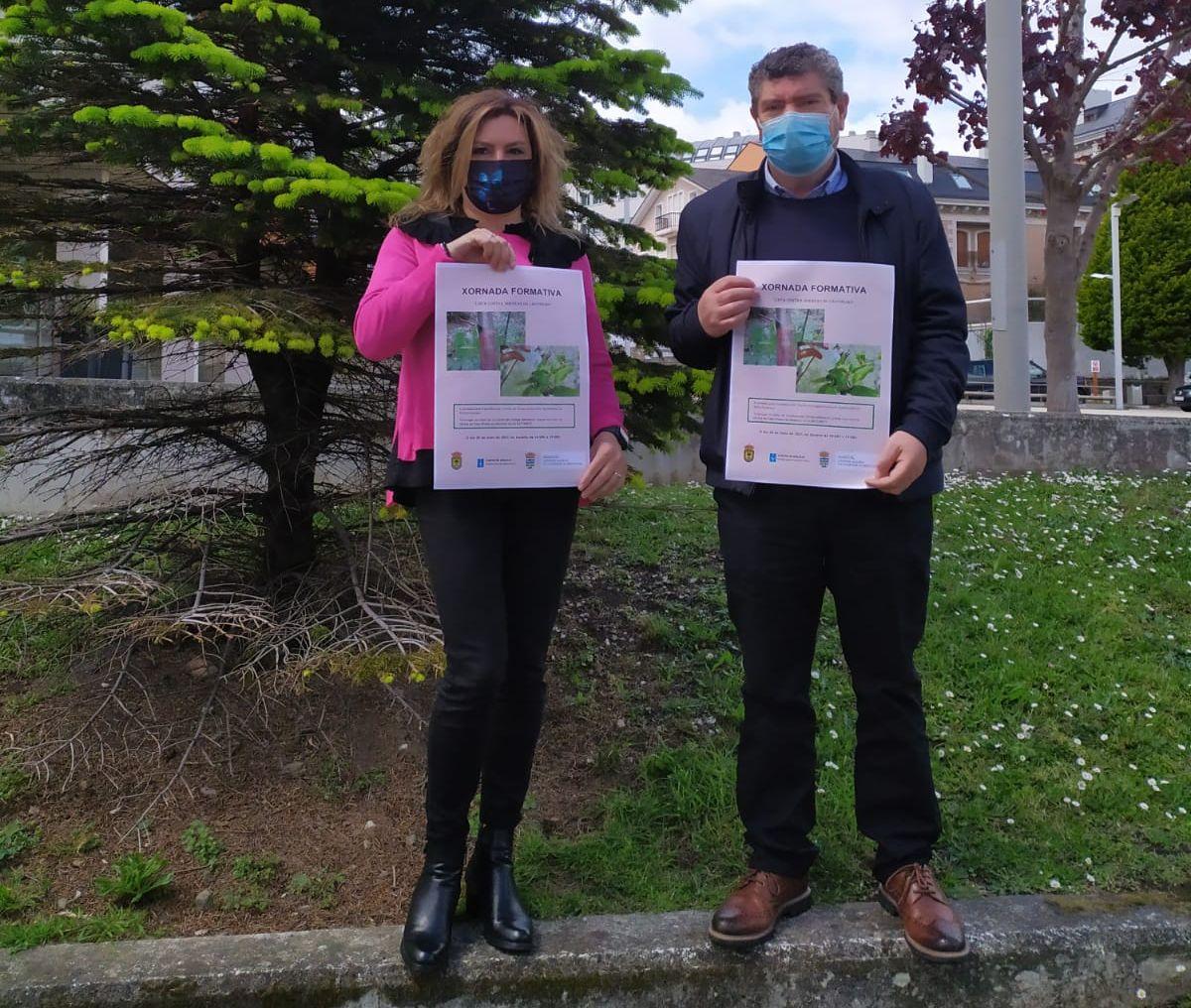 Xornada formativa sobre as doenzas do castiñeiro, en Burela o 28 de maio