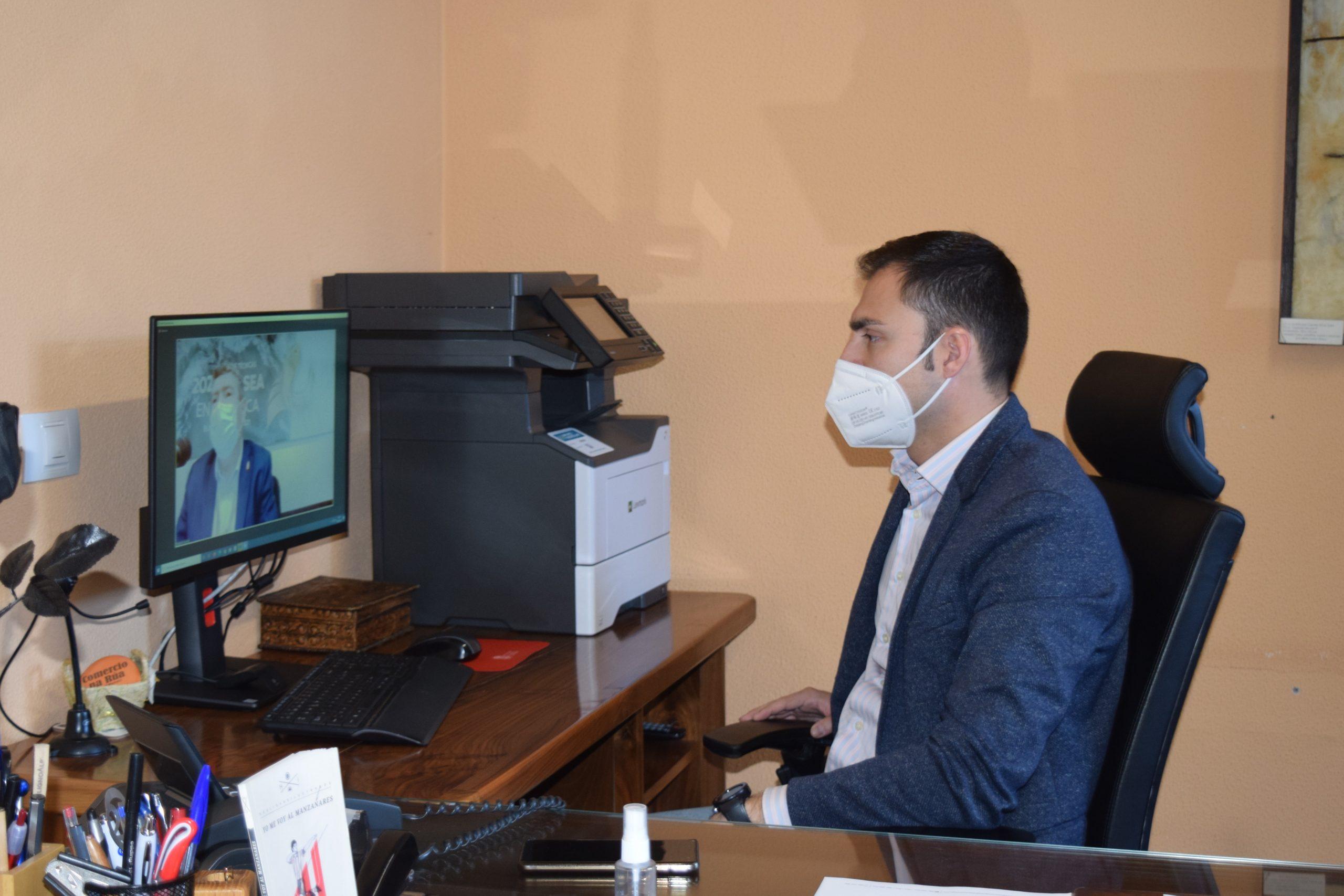 A subdelegada do goberno destaca en Alfoz a importancia da prevención para evitarlle sufrimentos á infancia e á mocidade