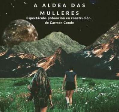 """Teatro en Trabada este sábado con """"A aldea das mullleres"""", de Tarabela Creativa"""