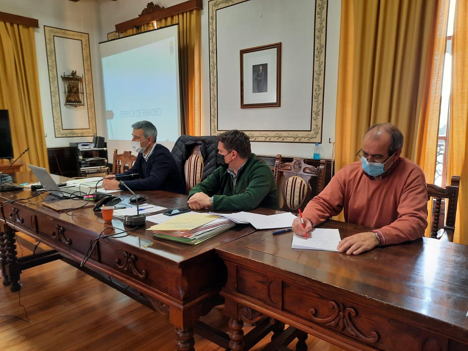 Este martes será ditaminado o Plan Especial de Protección e Rehabilitación do Conxunto Histórico de Ribadeo