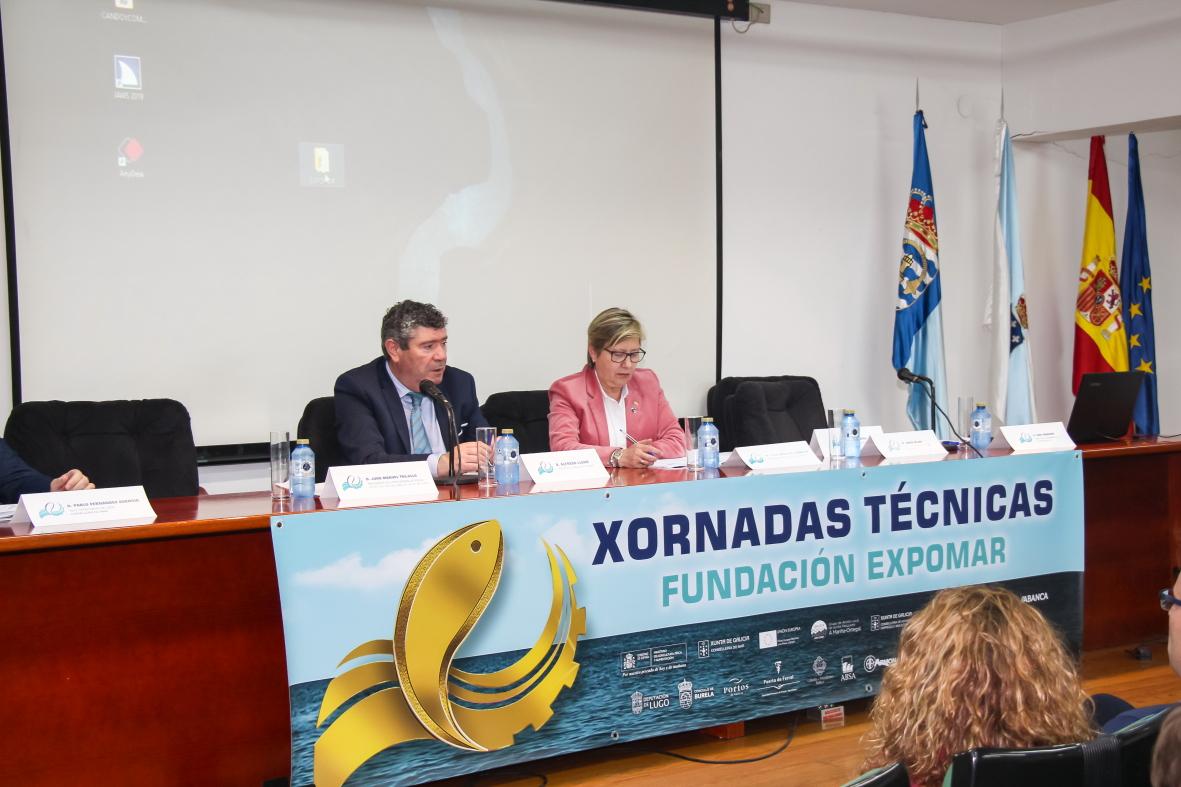 As XXVIII Xornadas Técnicas de Expomar analizarán a situación pesqueira actual