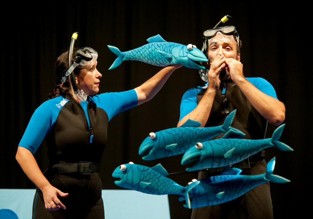 Teatro en Burela este sábado con Acuario de Ghazafelhos
