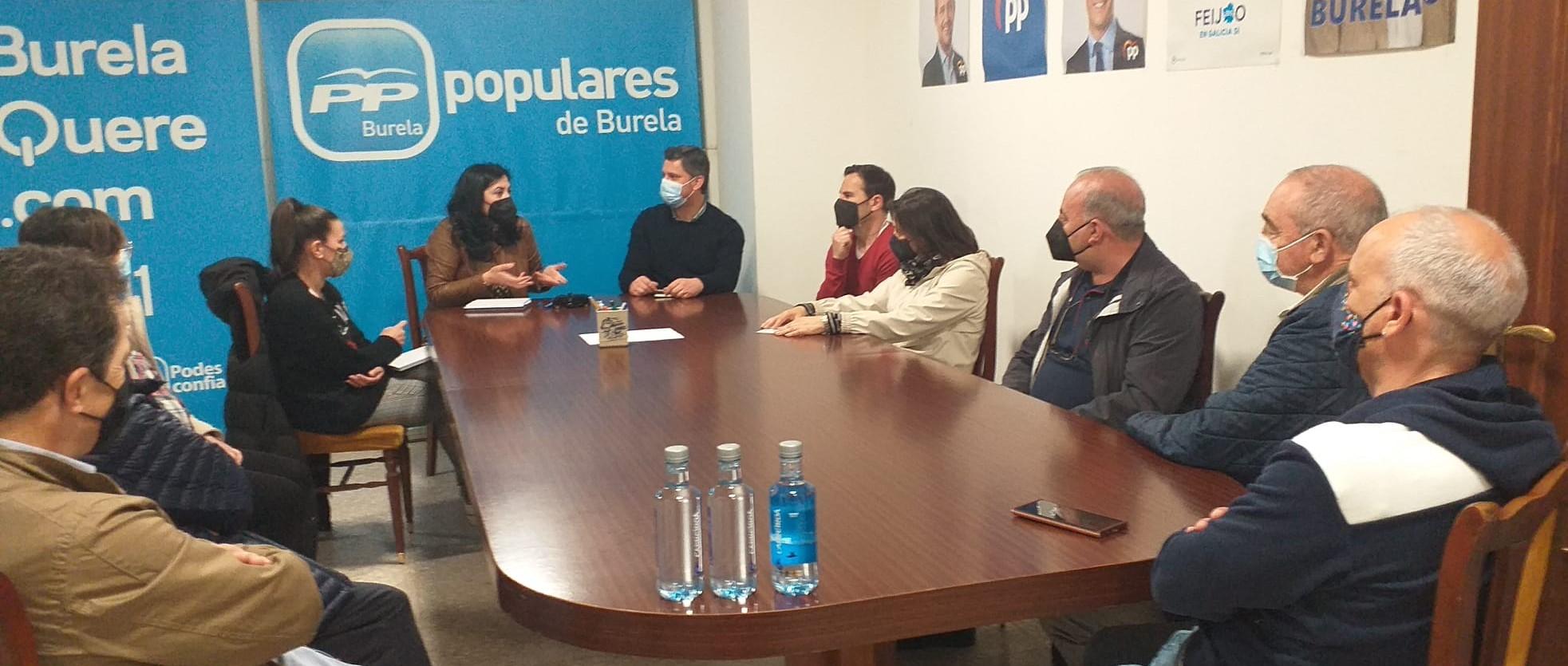 Para o PP, Burela está á cola da Mariña por