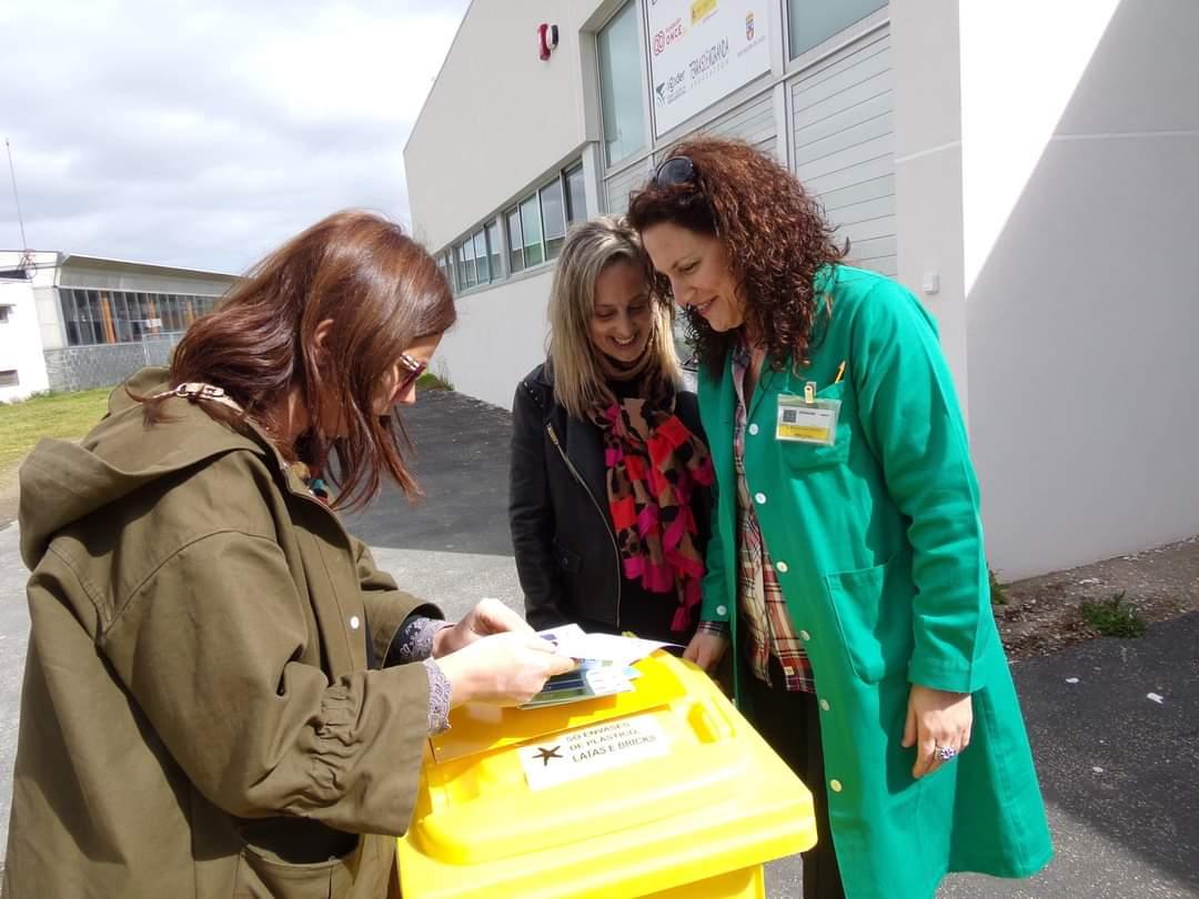 O Concello de Viveiro destina a Aspanane os 2.000€ acadados tras superar a campaña de reciclaxe