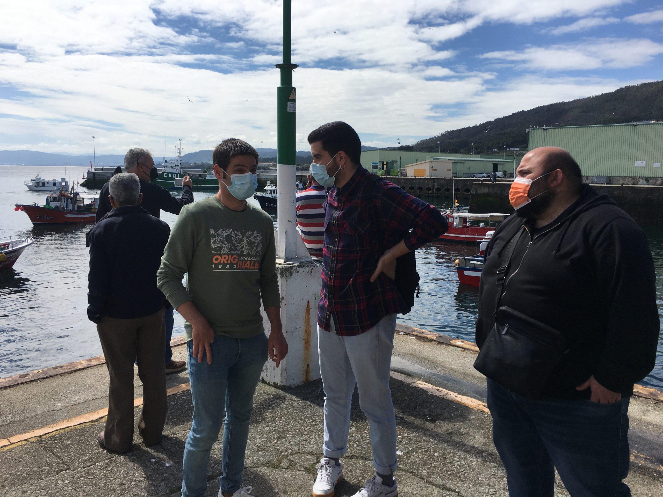 O BNG sumouse este venres ás reivindicacións das confrarías de O Vicedo, Celeiro, San Cibrao, Burela, Foz e Ribadeo