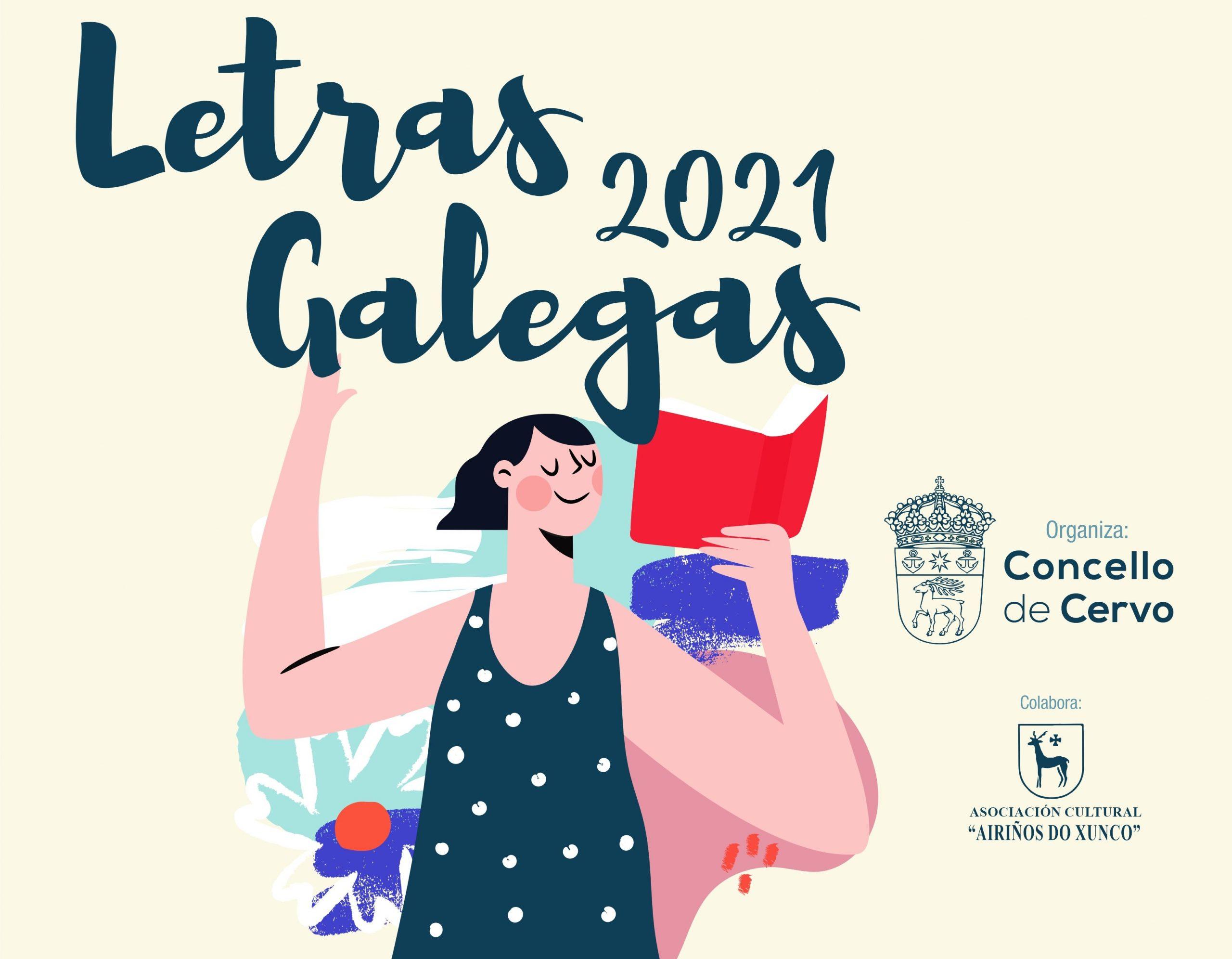 Diversas actividades para celebrar o Dia das Letras en Cervo