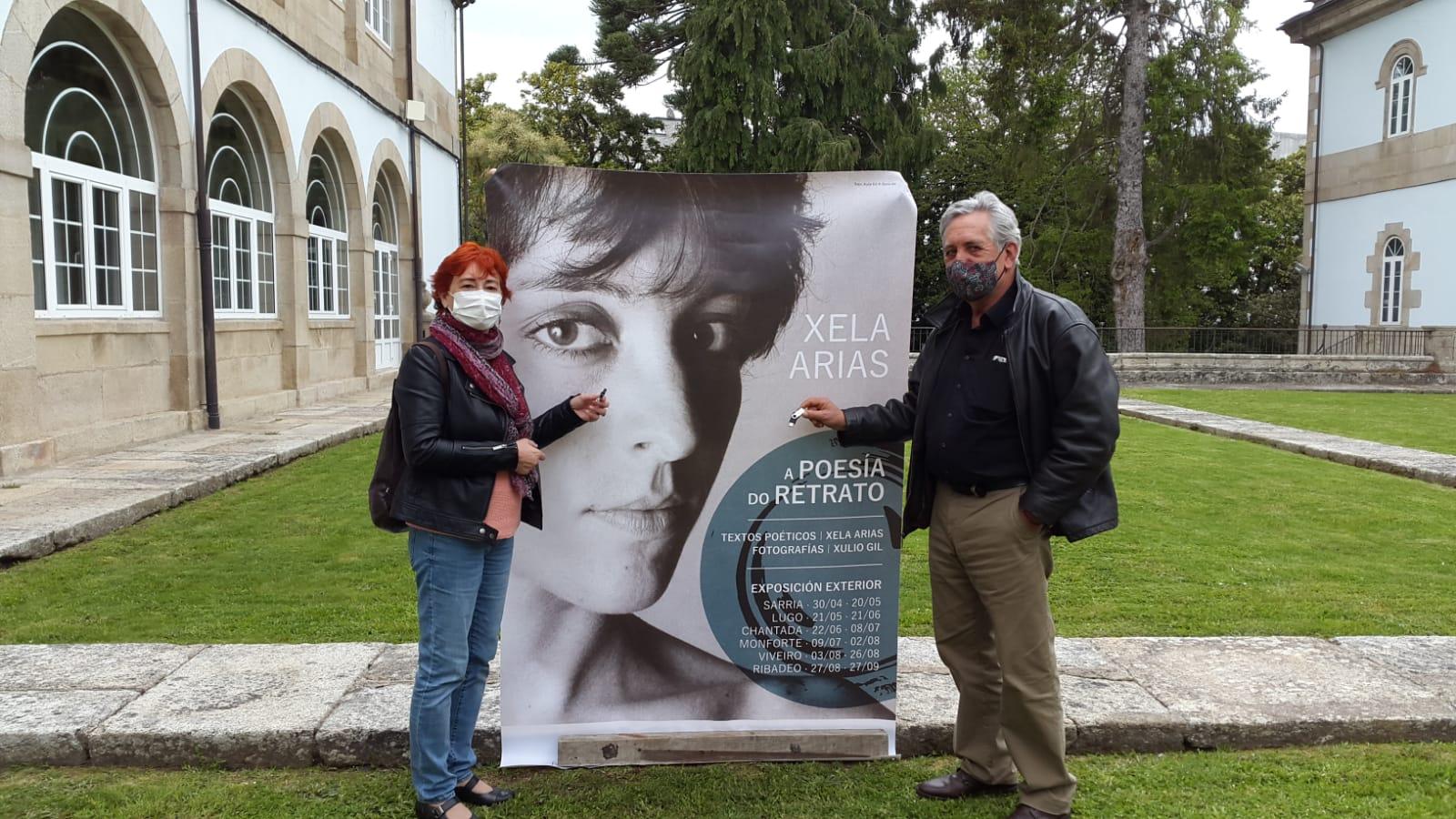 """A Vicepresidencia colaborou co documental """"Vencerse é cousa de se tratar"""" sobre Xela Arias, que se emitirá este domingo na TVG"""