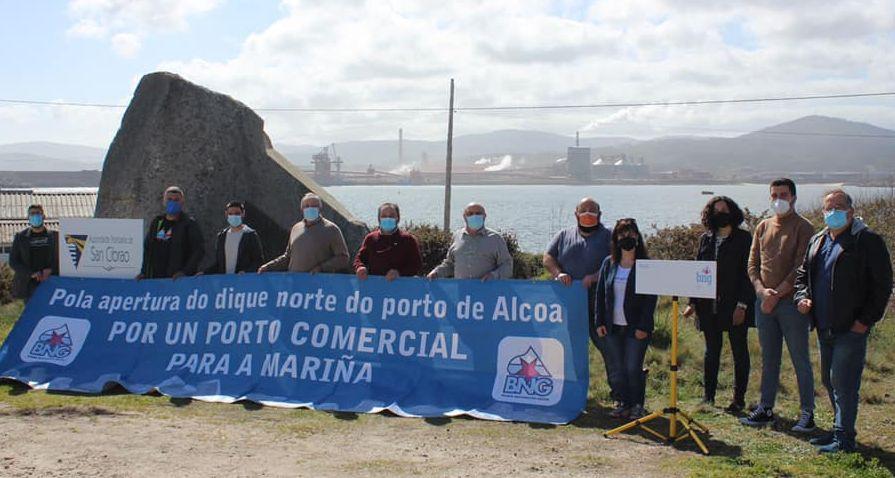 O BNG de Foz acada unanimidade nas suas propostas para a creación da Autoridade Portuaria de Lugo e e melloras na atención a Endometriose