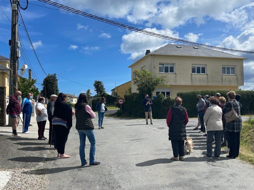 O PP de Ribadeo insiste no abandono das estradas municipais