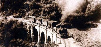 O Concello de Ribadeo licitará en breve as obras para o amaño da antiga vía do tren mineiro