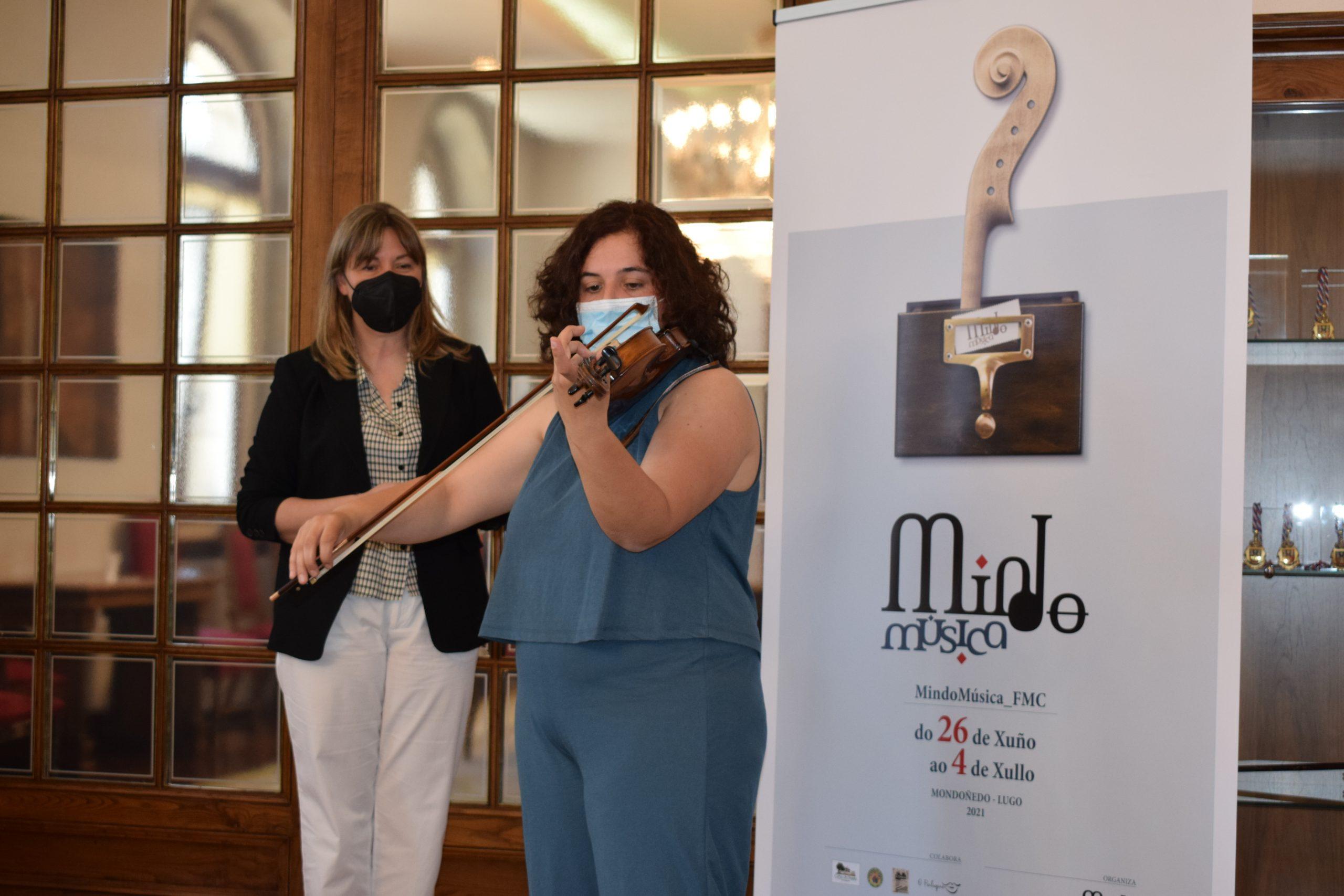 Chega a terceira edición do festival Mindomúsica de Mondoñedo