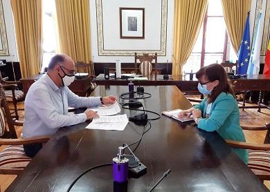 369.500 euros nun novo  obradoiro de emprego que formará a 16 mozos e mozas de Ribadeo e Barreiros