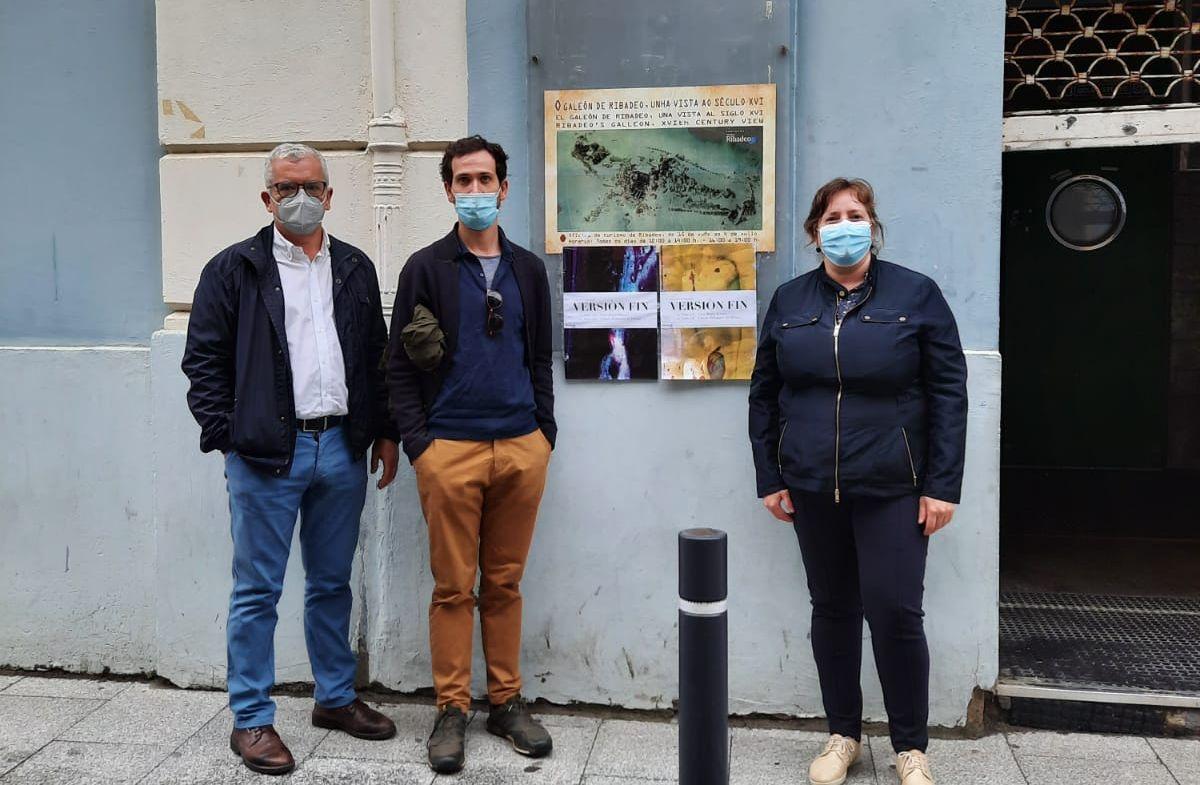 O proxecto Versión Fin recupera antigas cintas de celuloide en dous concertos en Ribadeo