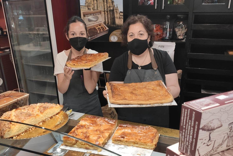 Este martes comeza a 7ª Festa da Empanada de Pastelería Anduriña, de Foz